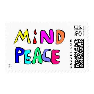 mind peace #2 postage