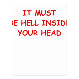 mind postcard