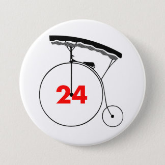 Mind-Reader 24 Pinback Button