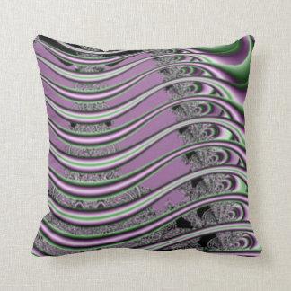 Mind Rhythm Abstract Pillow