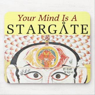 mind stargate mousepad