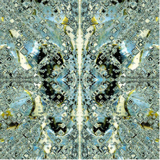 Mind-stream of a Butterfly 2 Cutout