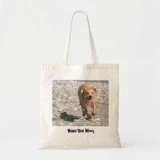 Mind the Wooj Tote Bag