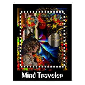 Mind Traveler Postcard