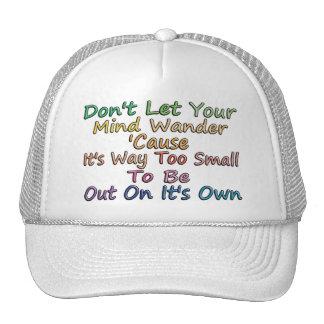 Mind Wander Trucker Hat