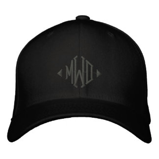 Mind Wither Day NTFTW Embroidered Baseball Cap