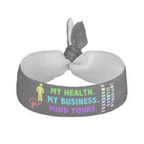 Mind Your Business Hair Tie