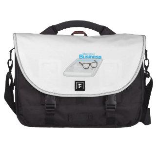 Mind Your Business Laptop Commuter Bag
