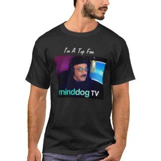 MinddogTV Top Fan Tee