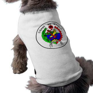 Mindelo viejo, Cabo Verde Camisetas De Perrito