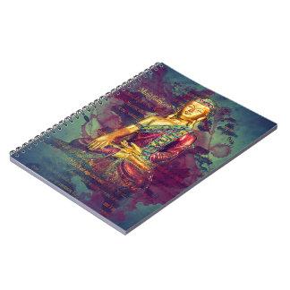 Mindfulness Buddha Notebook