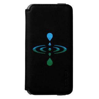 Mindfulness Funda Billetera Para iPhone 6 Watson