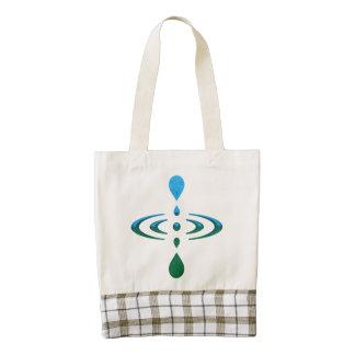 Mindfulness Zazzle HEART Tote Bag