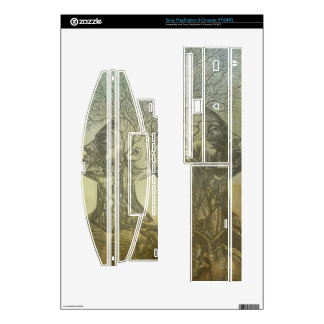 Mindgrower Playstation 3 Skin PS3 Skin
