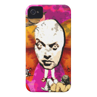 Mindless Folly iPhone 4 Cover