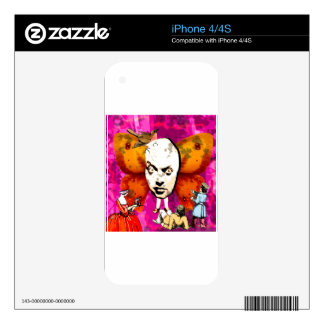 Mindless Folly iPhone 4 Skin