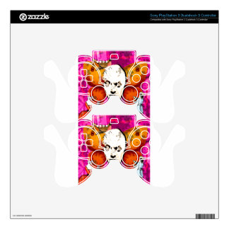 Mindless Folly PS3 Controller Skins