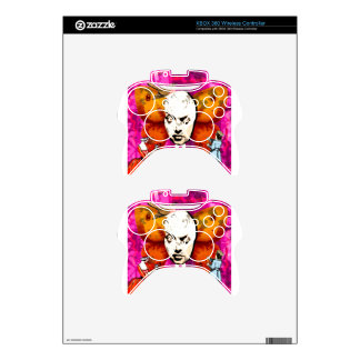 Mindless Folly Xbox 360 Controller Decal