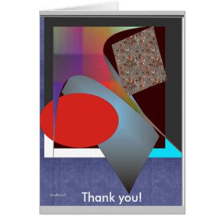 Mindprint Art - 1001 Card