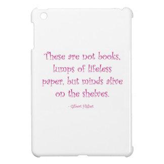 Minds Alive on the Shelves iPad Mini Covers