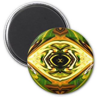 Mind's Eye 2 Inch Round Magnet