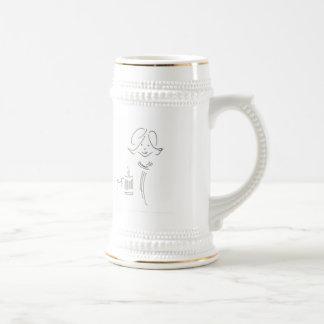 Mind's Eye Beer Stein Coffee Mug