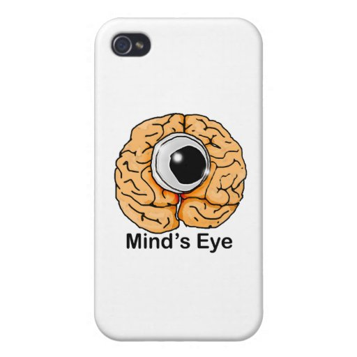 Mind's Eye Cover For iPhone 4