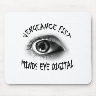 minds eye digital mouse pad