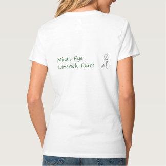 Mind's Eye Limerick Tours Oasis Bordello T Shirt