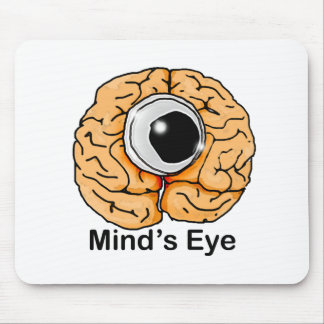 Mind's Eye Mouse Pad