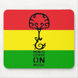 Minds Grow on Music Mouse Pad