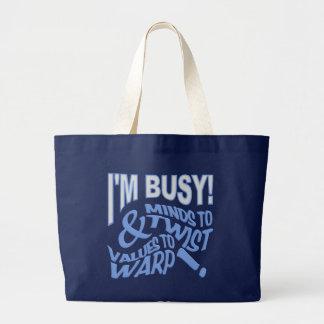 Minds to Twist bag - choose style & color