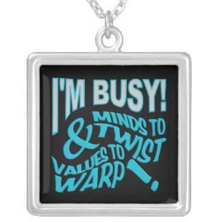 Minds to Twist necklace
