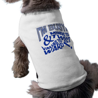 Minds to Twist pet clothing