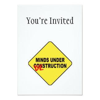 Minds Under Destruction Card