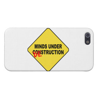 Minds Under Destruction Case For iPhone SE/5/5s