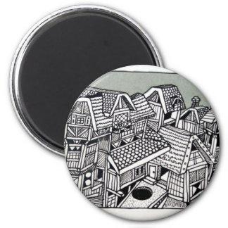 Mindscape 11-7 2 inch round magnet
