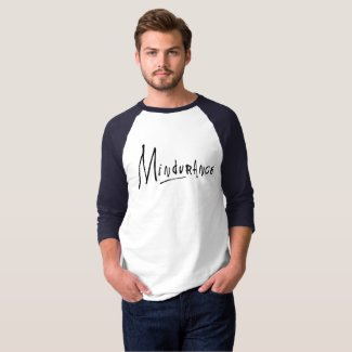 Mindurance 3/4 Sleeve Baseball Shirt