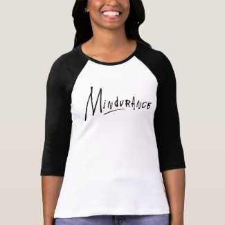 Mindurance 3/4 Sleeve Baseball Shirt - Women