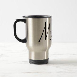 Mindurance Travel Mug
