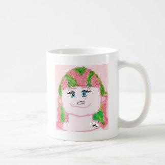 Mindy Peppermint Coffee Mug