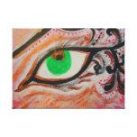 Mind'z Eye Canvas Canvas Print
