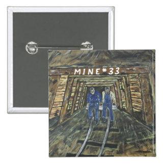 Mine#33 Pin