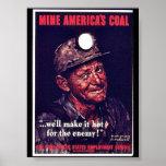 Mine America's Coal Posters