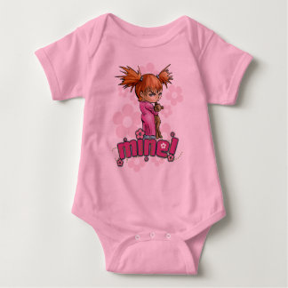 Mine! Baby Bodysuit