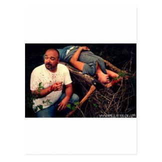 Mine by April A Taylor Postcard