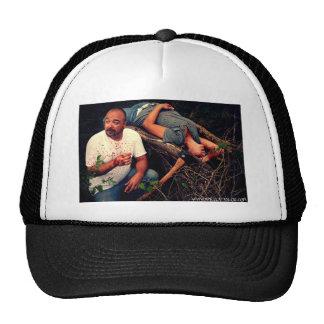 Mine by April A Taylor Trucker Hats