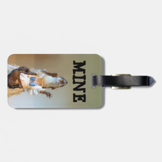 MINE double-sided Tag For Luggage