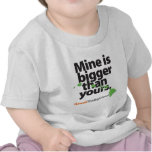 Mine Is Bigger Than Yours Tshirt