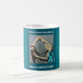 Mine is defective mug